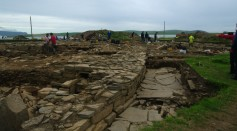 Excavations at Ness of Brodgar
