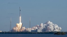 SpaceX Launched Fifth GPS Satellite for US Space Force, Marking Its 19th Launch This Year