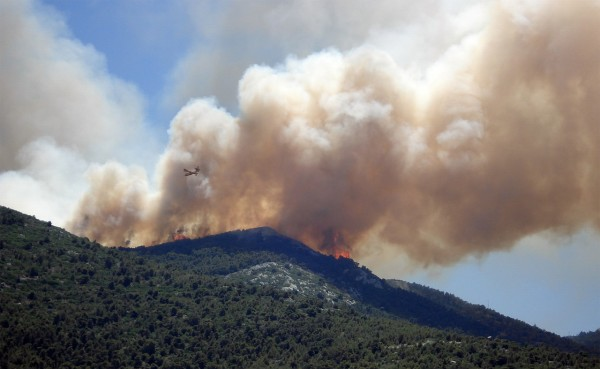 Lightning-Sparked Wildfires Expected to Decline But Average Size of Blaze Will Increa, OSU Models Suggests