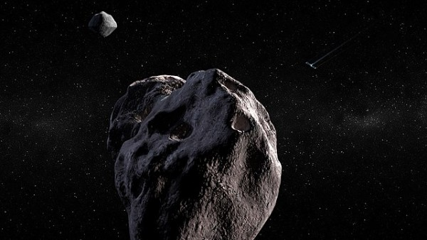 Science Times - Asteroid Deflection: Details Explained; NASA, ESA Prepare for the Space Occurrence