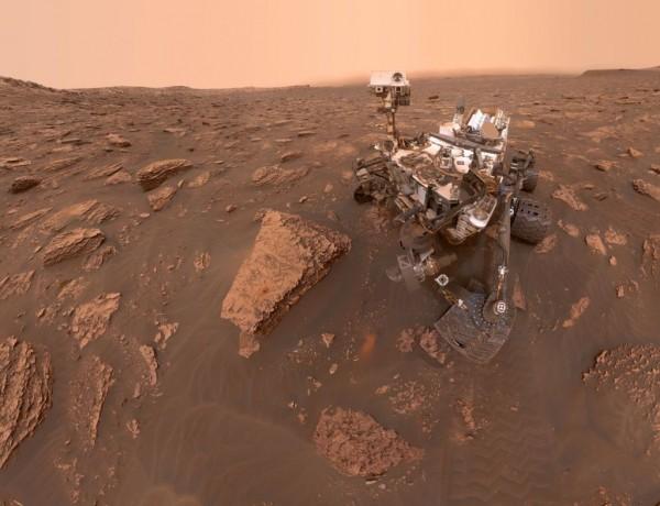 Water reserves found in Mars