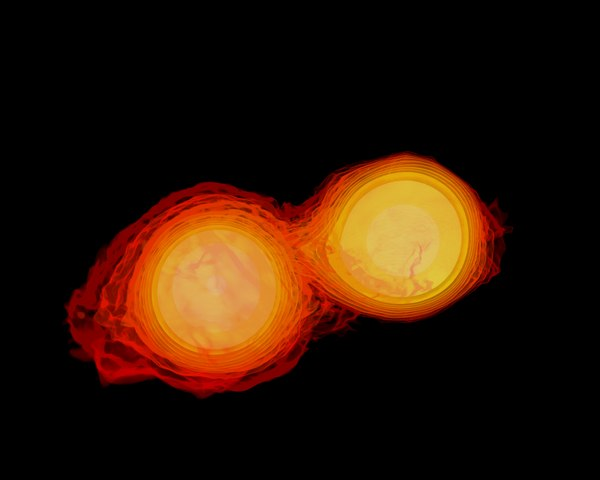 Science Times - Black Holes, Neutron Stars Merge: Astrophysicists Report First-Ever Confirmed Detection of Mergers
