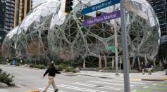 Amazon Spheres Conservatory, Seattle, Washington State