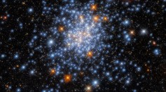 Hubble Space Telescope Still in Safe Mode; Captures Brilliant Star Cluster
