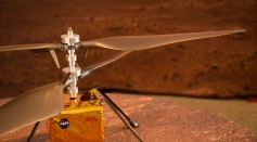 Science Times - NASA's Ingenuity on Its 9th Flight on Mars: 1st Time to Usher Perseverance in Hunting for Ancient Signs of Life at the Jezero Crater
