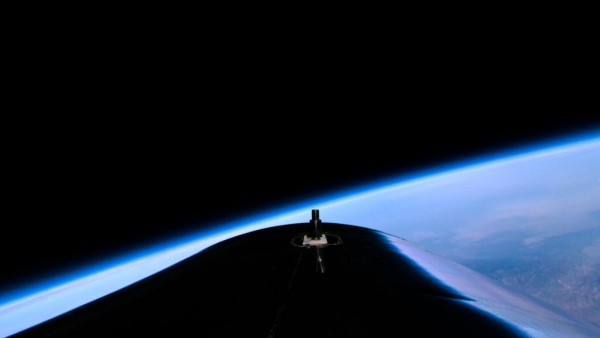 Richard Branson's Unity22 space voyage