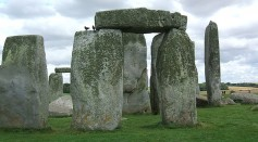 Science Time - Ancient Homes Unearthed at German Stonehenge; Archeologists Consider It an Archeology Breakthrough
