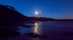 Mars, Venus, Moon Conjunction: Look Up and Catch a Celestial Treat in the Night Sky