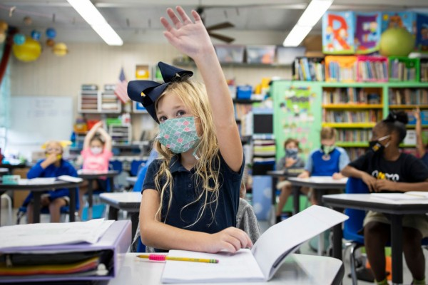 Science Times - COVID-19 Surge: Children Affected by the Latest Rise in Cases, Growing Concerns Over Students' Return to Schools