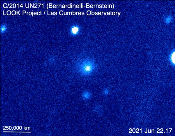 Comet C/2014 UN271