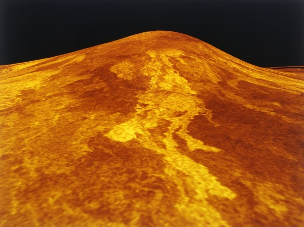Life on Venus: Volcanic Activities Might Explain the Presence of Phosphine in the Atmosphere