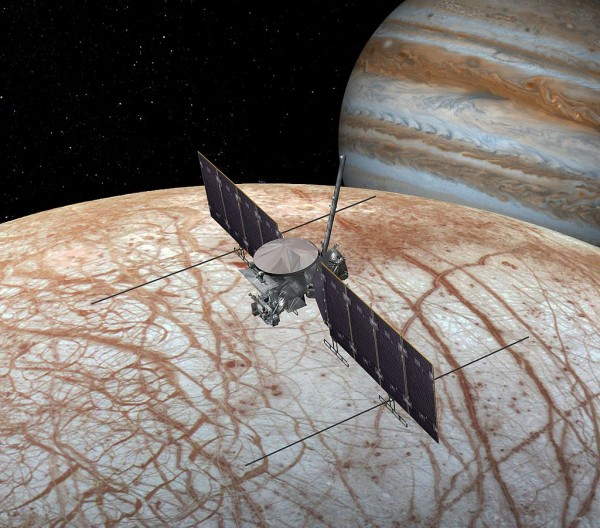 $4.25B Europa Clipper Spacecraft is Going to Jupiter's Icy Moon Aboard Falcon Heavy, NASA Announced