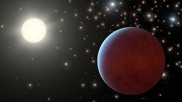 Science Times - Moon-Forming Disc Discovered Around Very Young 5.4 Million-Year-Old Jupiter-Like Exoplanet; Astronomers Consider Their Discovery Important