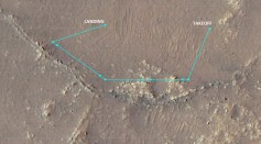 NASA's Ingenuity Mars Helicopter Has Now Flown Over One Mile, Capturing Images to Help Perseverance Rover