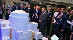 China Begins to Build Its Small Modular Nuclear Reactor that Will Generate A Billion kWh Every Year