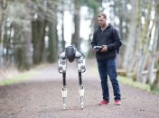 Cassie the Bipedal Robot Made History After Completing A 5K Course in 53 Minutes, Almost at Par With Humans