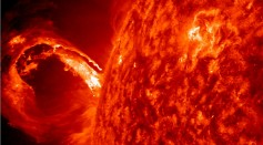 Coronal mass ejection (CME) May 2013