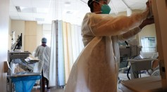 Hospitals In Southern California Continue To See Rise Of Covid-19 Cases