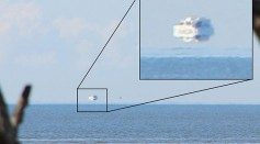Science Times - 'Fata Morgana': This Mirage Type Spotted in Glacier Bay National Park Can Trick Your Brain by Making You See Actual Objects, Float, Distorted