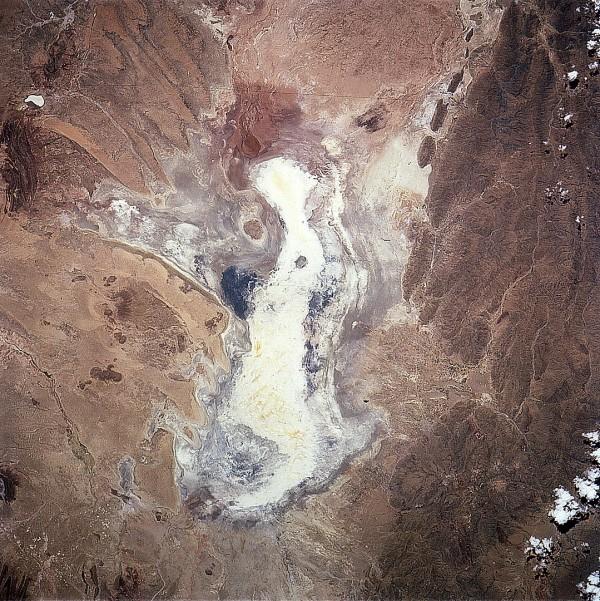 Lake Poopó, Bolivia
