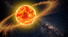 Nearby Star Resembles Young Version of Sun; Could Shed Light on How Life Began on Earth