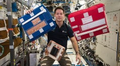 Science Times - International Space Station Astronauts' Own Version of Olympics: Who Gets the Gold, Silver?