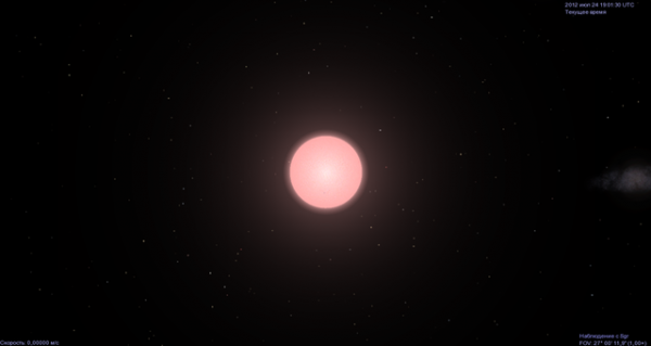 Science Times - Red Giant Stars Discovered; Astronomers Say They'd Use Them for Exceptional Detailed Research Through Ground-Based Telescopes