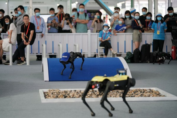 Science Times - Spot Robotic Finds Rival in Xiaomi's Much Cheaper CyberDog That Follows Its Owner, Performs Other Tricks Like Begging and Shaking Paw