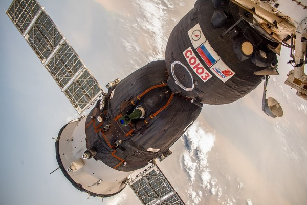 NASA Debunks Russian Space Agency's Claim of an Astronaut Having a Breakdown in Space