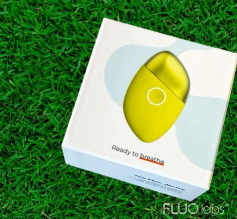Fluo Labs Prototype Packaging