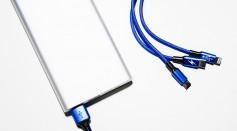 white-power-bank-and-blue-coated-wires-4072683