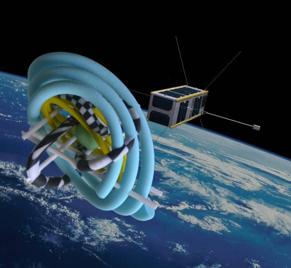 Tiny CubeSat to be Launched Later This Year to Ease Humanity's Space Junk