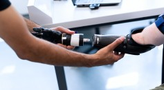 New Inflatable Robotic Prosthetics Gives Real-Time Tactile Control to Amputees at an Affordable Price