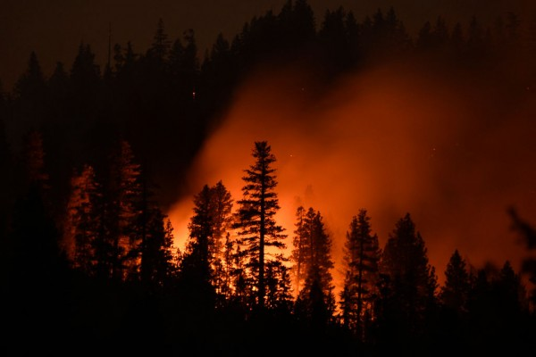 US-CALIFORNIA-CLIMATE-FIRE