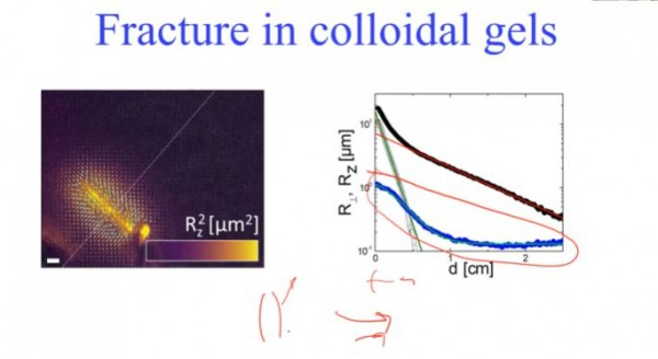 Fracture in Colloidal Gels from