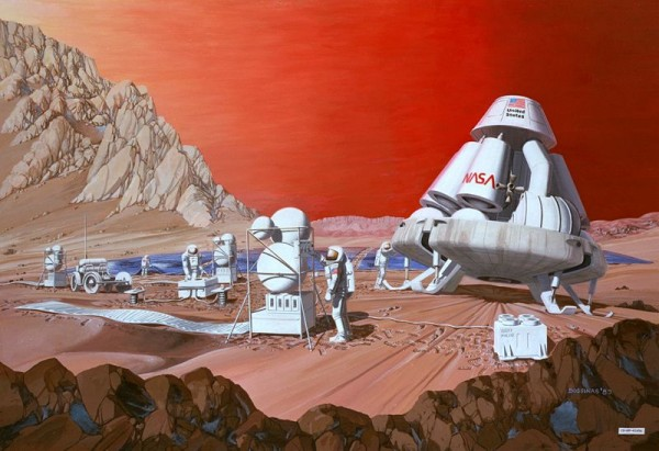 Astronauts on Mars Mission Will Be Safest When Solar Activity Is at Its Hottest, Less Than Four Years