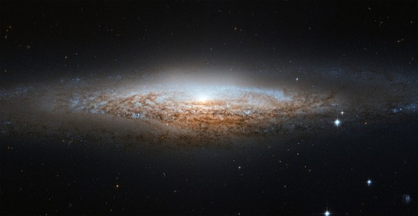 Star Factories Are Major Polluters of the Universe, Study Showed