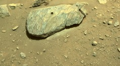 NASA's Perseverance Rover Successfully Cores Its First Rock