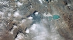 Tibetan Plateau Ice-Covered Lakes Influencing Heat Transfer in Land and Atmosphere