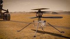 Ingenuity Mars Helicopter's Mission Extended Indefinitely, Not Yet Ready to Retire