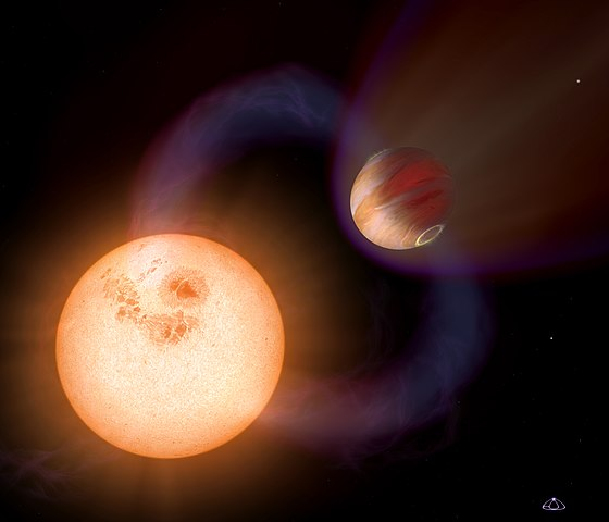 Science Times - New Hot Jupiter Found; Astronomers Say the Discovery Is Twice Larger Than the Gas Giant Planet