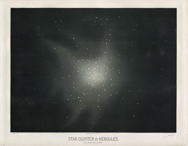 Trouvelot_-_Star_clusters_in_Hercules_-_1877.jpg