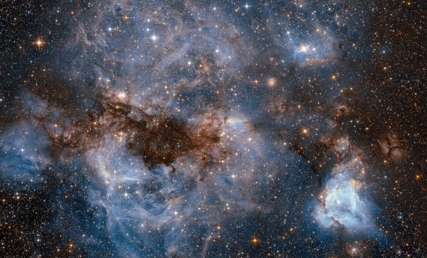 3D Printing Allows Astronomers to Hold Stellar Nurseries in Their Hands to Observe the Stars