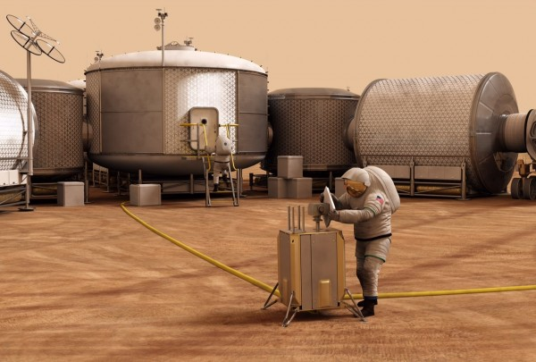 Architect Designs Four Types of Future Homes For Every Environment on Earth; What About A Martian Habitat?