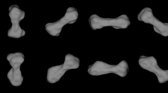 Bizarre Dog Bone-Shaped Asteroid Spied on Best Images Yet Via the Very Large Telescope