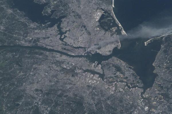 New York City on September 11, 2001