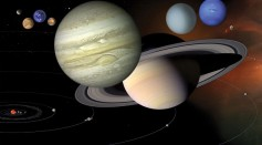 Science Times - Planets, Sun, Moon, Asteroids Orbiting on The Same Plane; Reason for Such, Explored from 4.5 Billion Years Ago