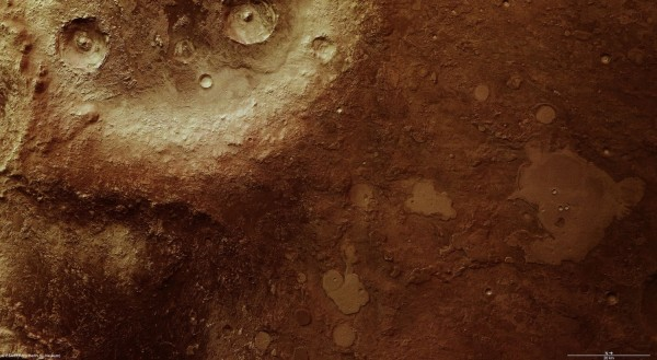 Mars Had Thousands of Massive Volcanic Eruptions That Changed Its Climate 4 Billion Years Ago, NASA Reveals