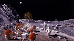 Science Times - Oxygen, Water from Lunar Soil: Scientists Develop Machine That Produces the Elements to Supply Up to 8 Astronauts