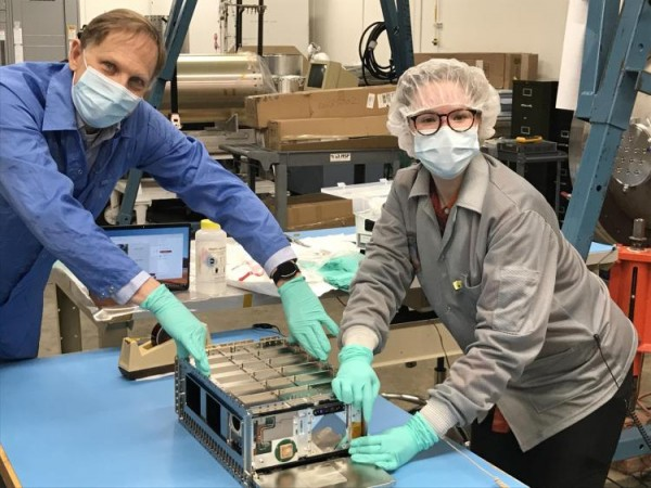New cereal box-sized satellite to explore alien planets